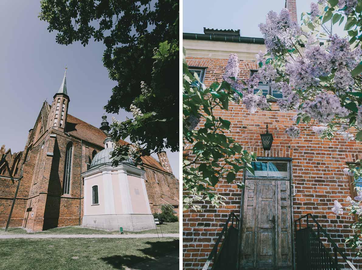 Atrakcje-Fromborka katedra