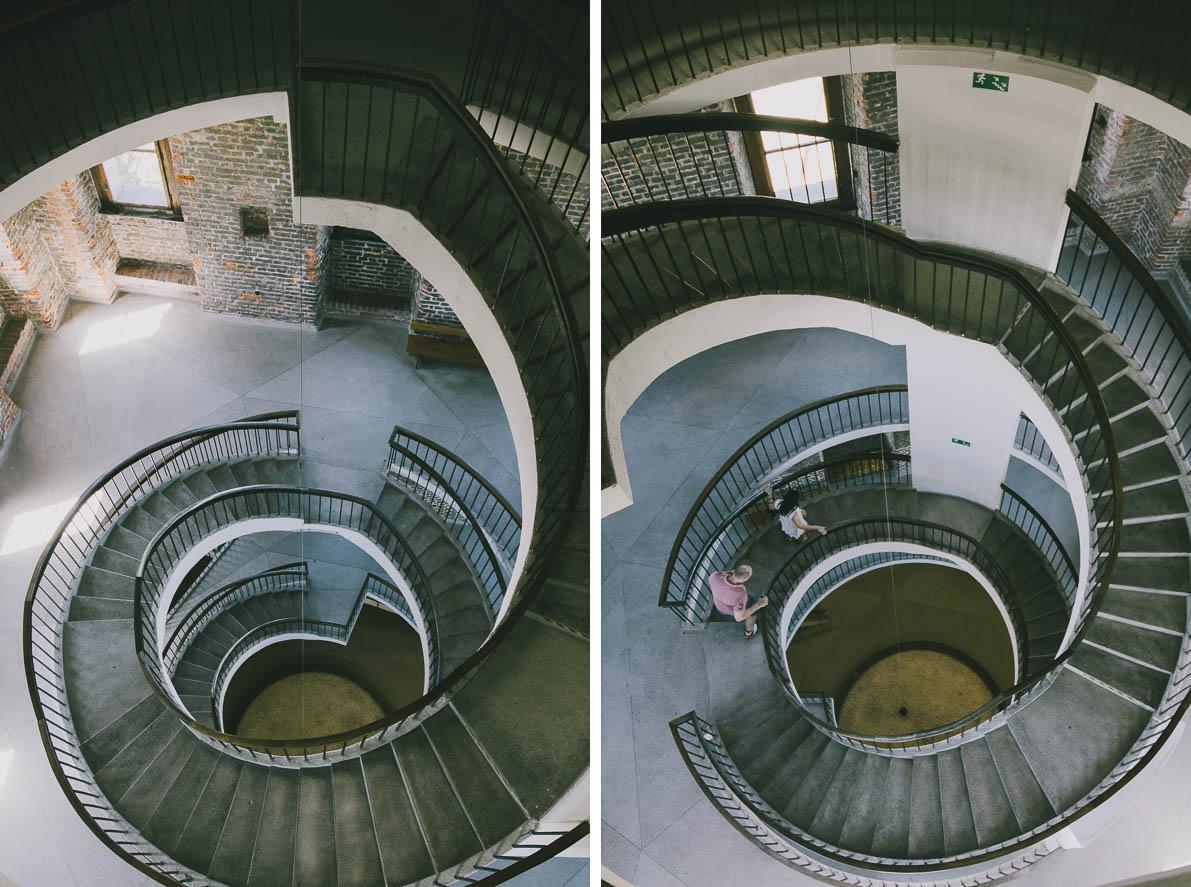 Atrakcje-Fromborka wieża dzwonnicza