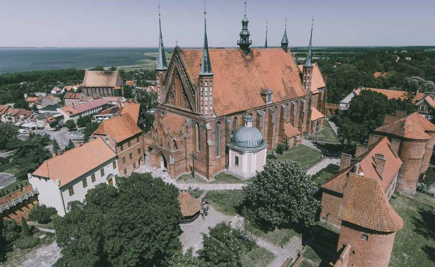 Atrakcje-Fromborka