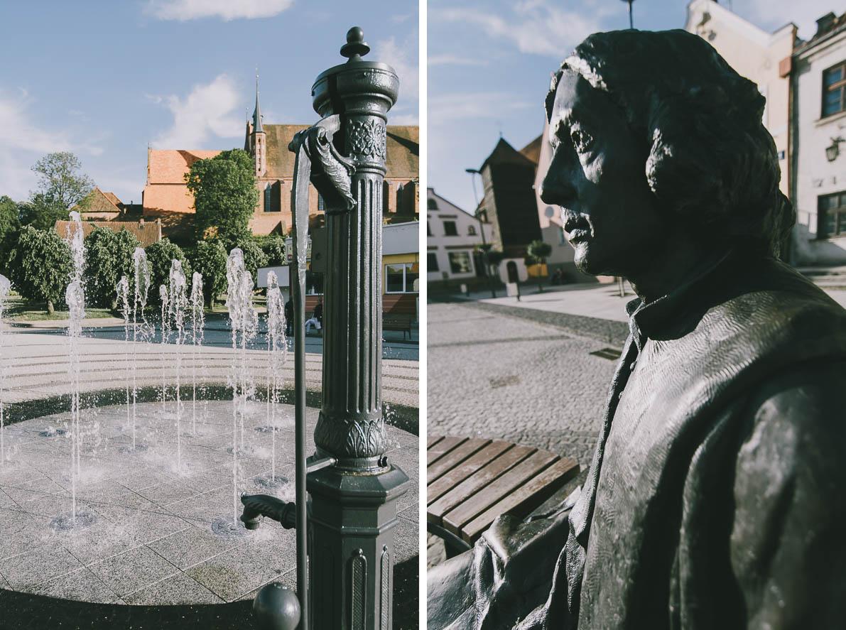 Atrakcje-Fromborka Mikołaj Kopernik