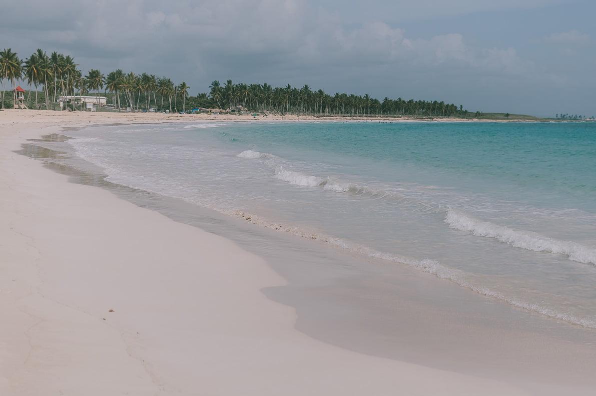 Punta-Cana-podroz-poslubna plaża macao