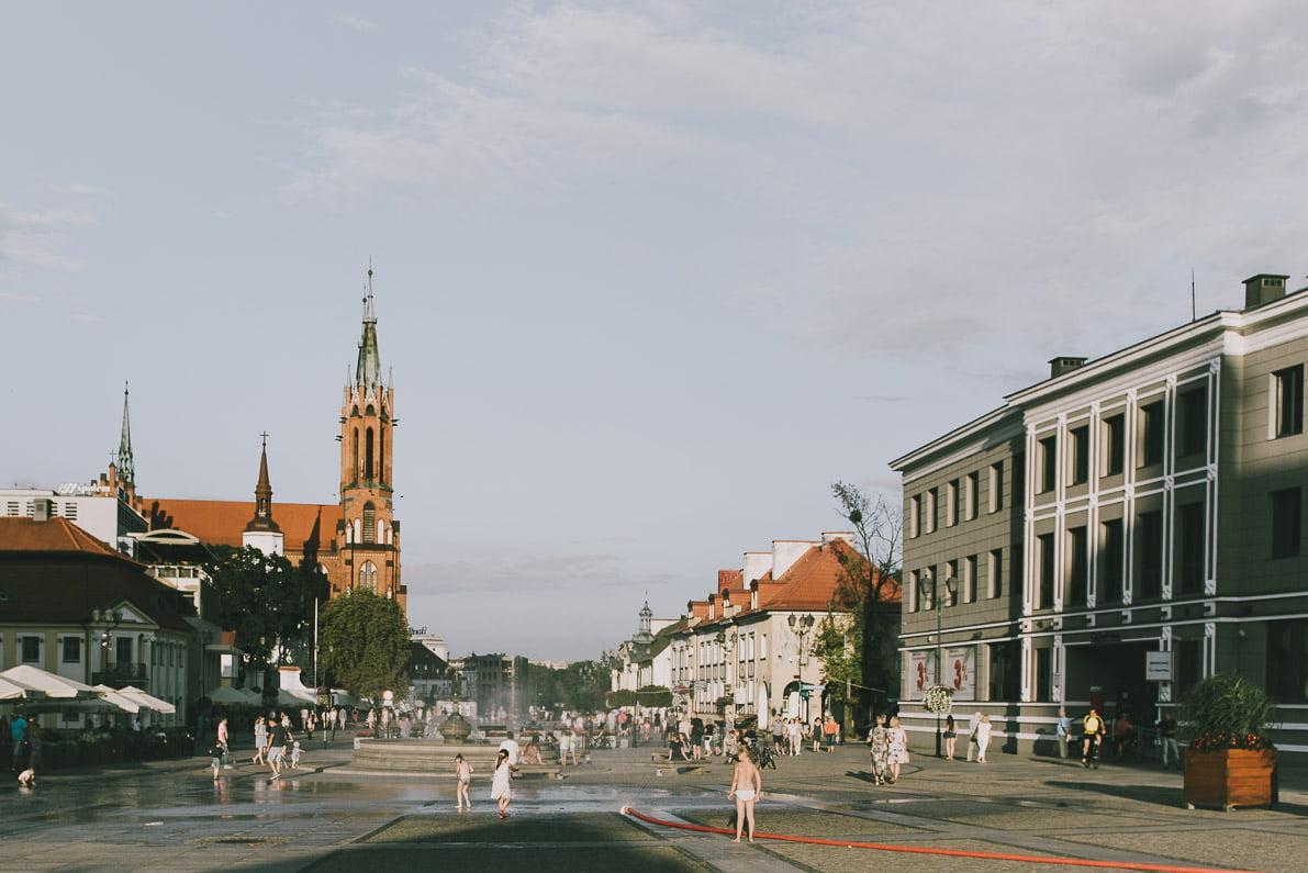 Bialystok-stolica-Podlasia RYNEK KOŚCIUSZKI