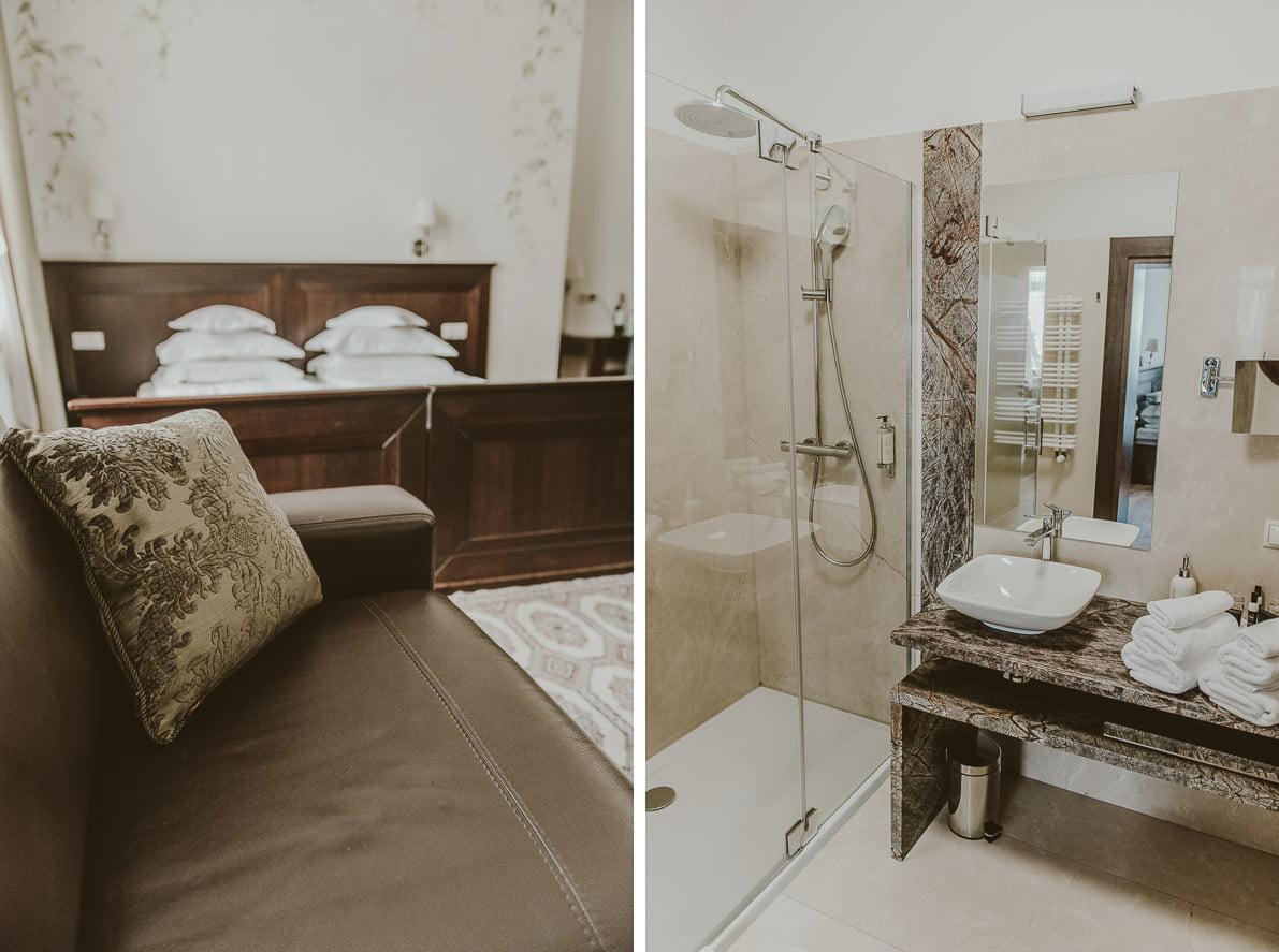 Bialystok-stolica-Podlasia Hotel Aristo łazienka