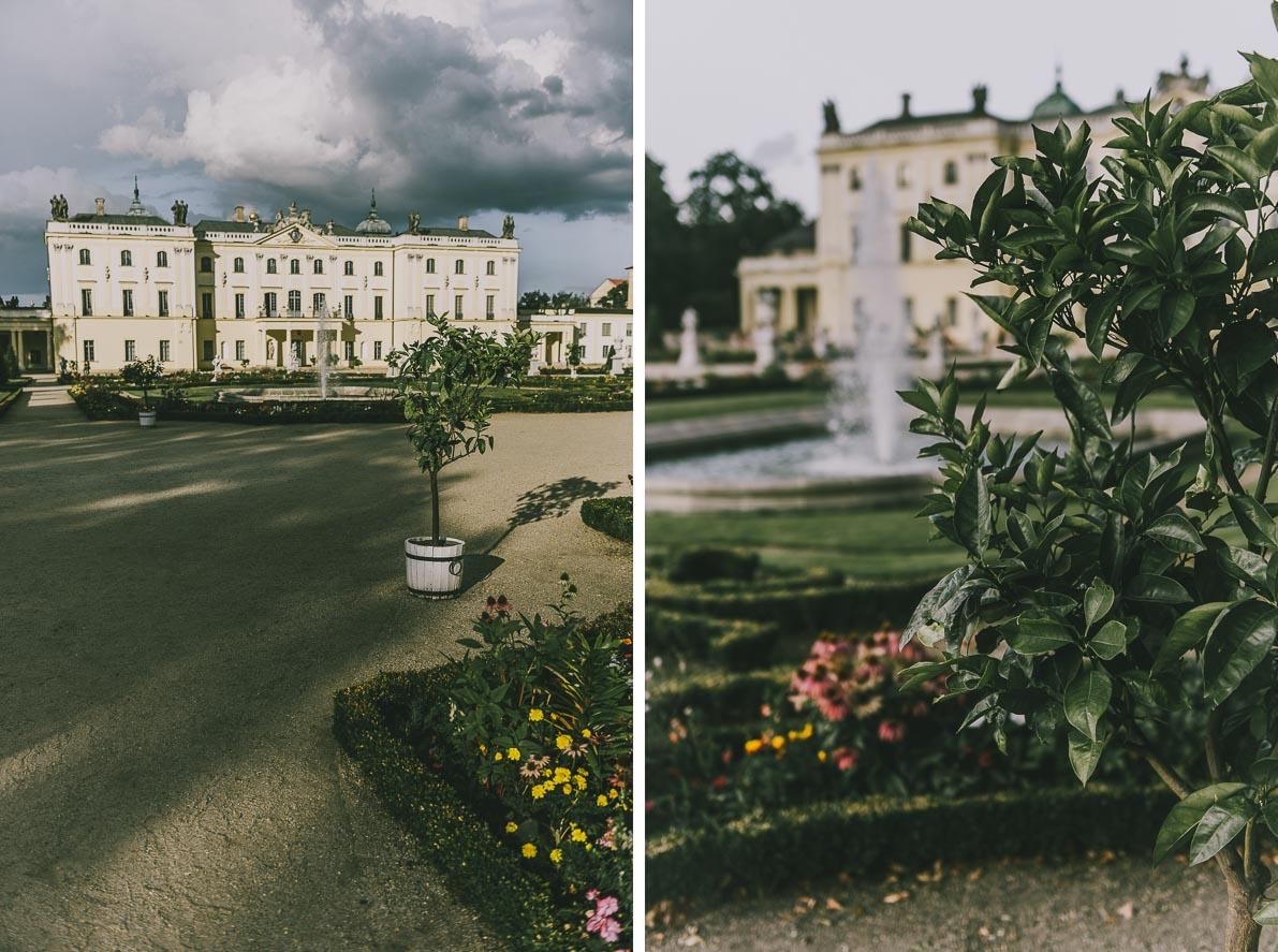 Bialystok-stolica-Podlasia Pałac Branickich
