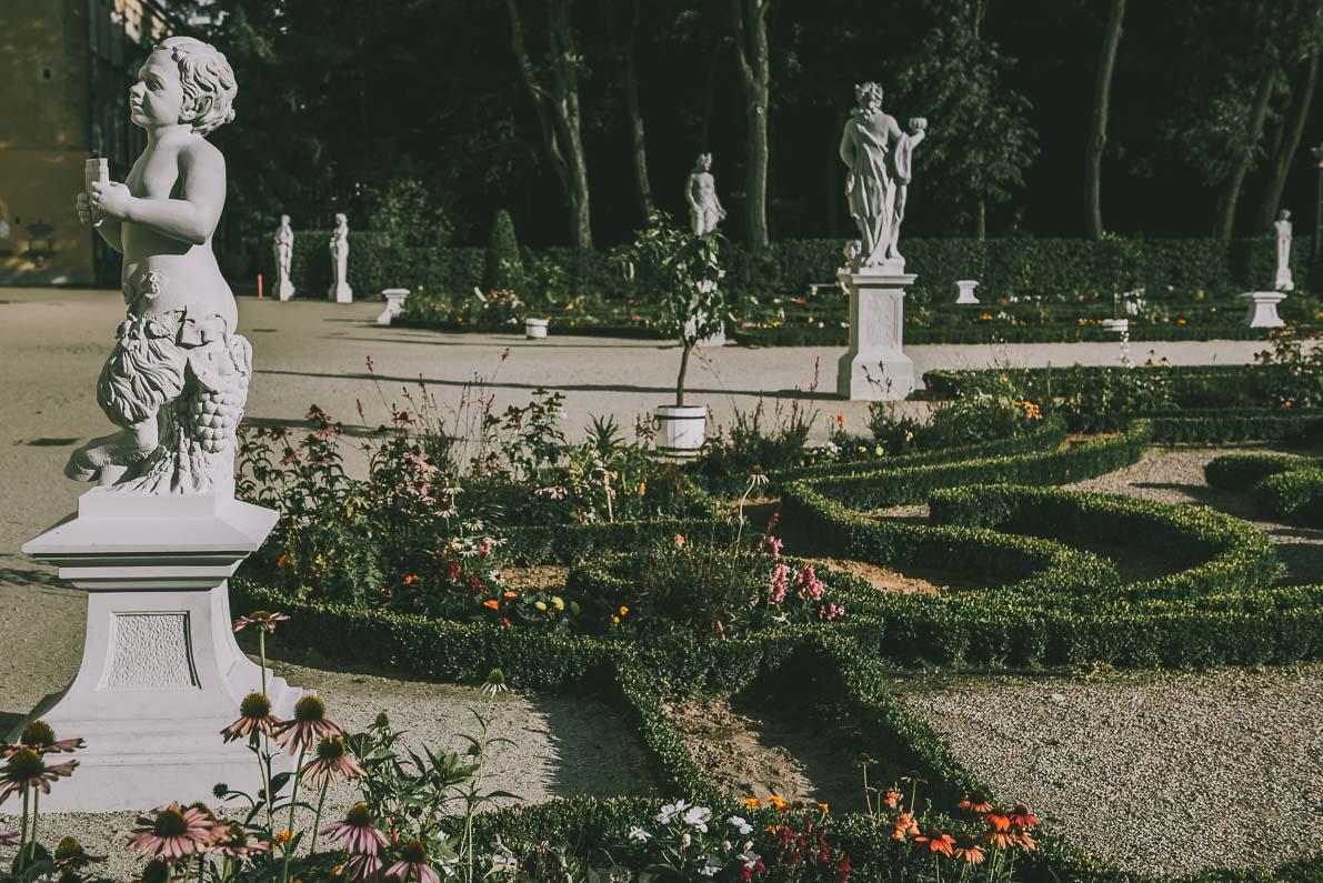 Bialystok-stolica-Podlasia Ogród wPałacu Branickich