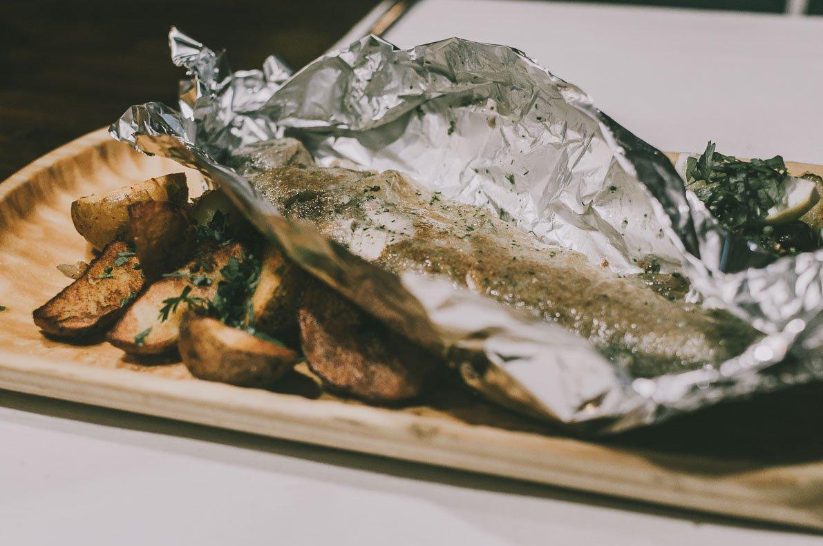 Bieszczady-kulinarnie ryba