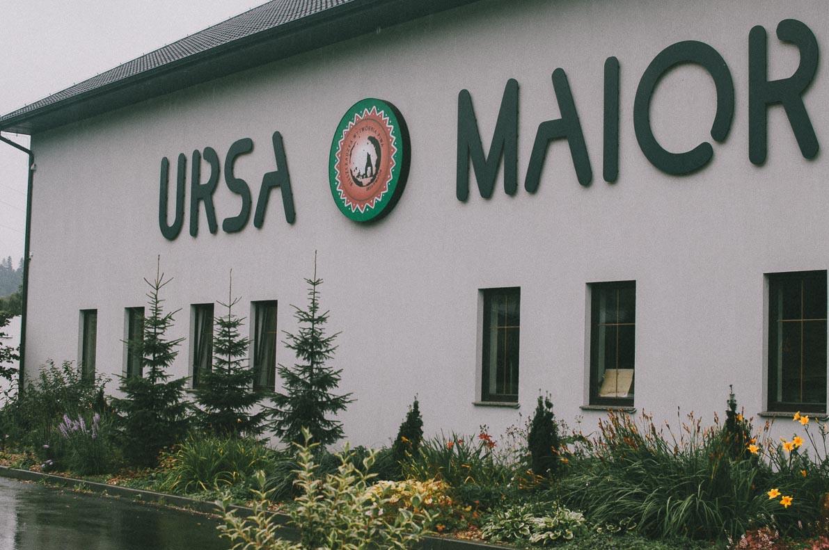 Ursa Maior lokalny browar