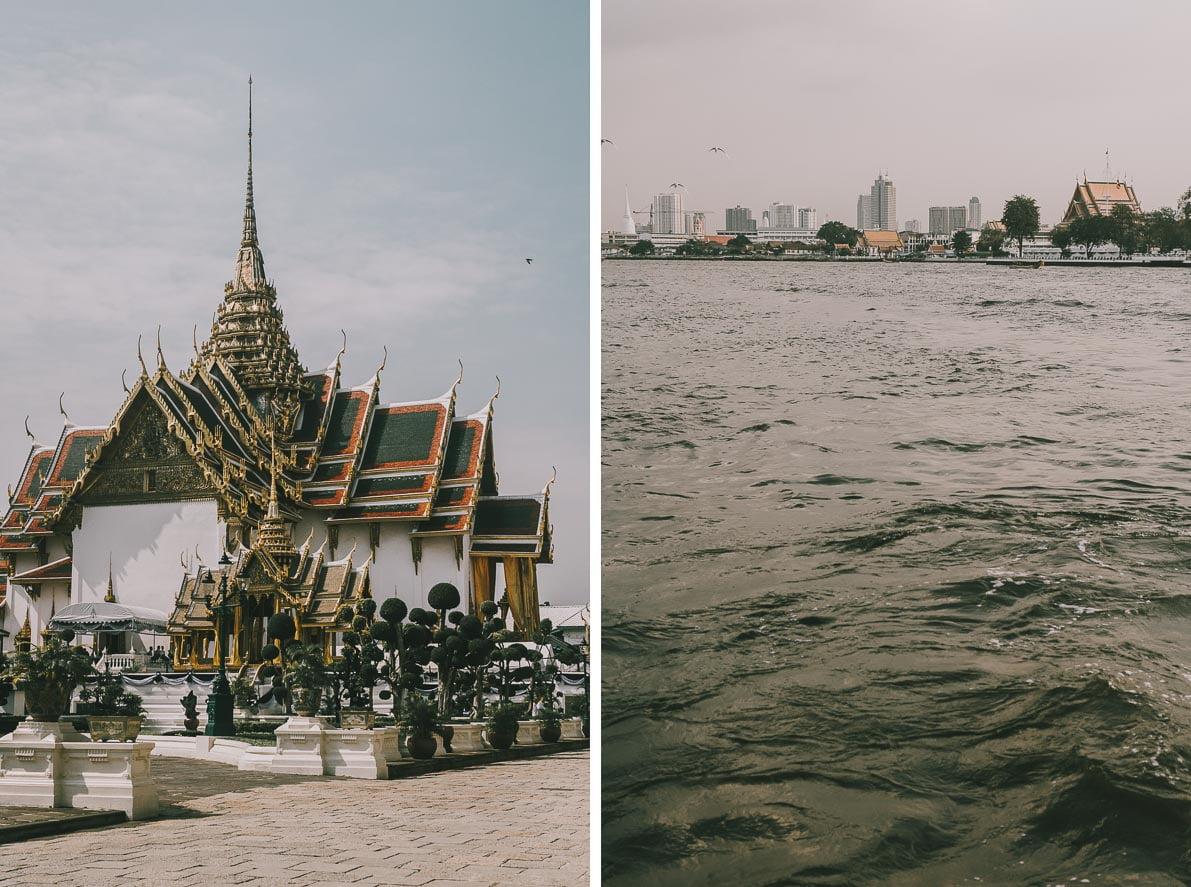 Buddyjskie-swiatynie-atrakcje-Bangkoku Wielki Pałac Królewski