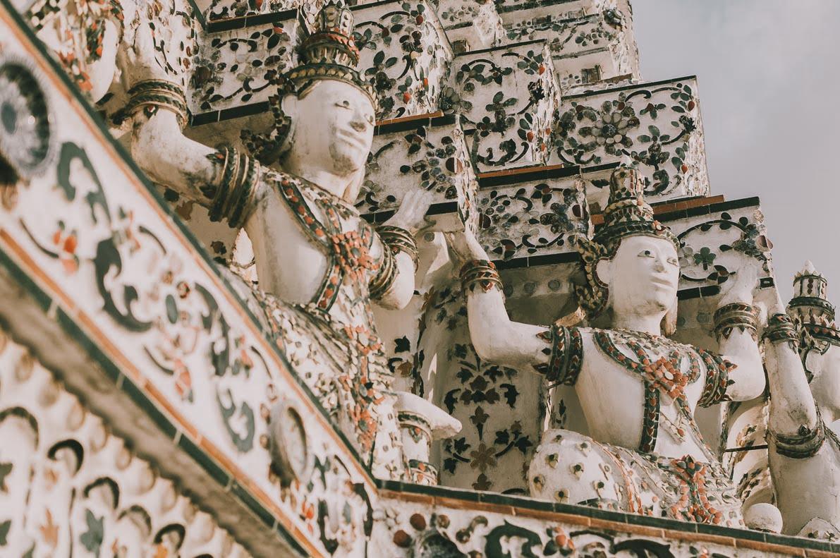 Buddyjskie-swiatynie-atrakcje-Bangkoku ŚWIĄTYNIA WAT ARUN