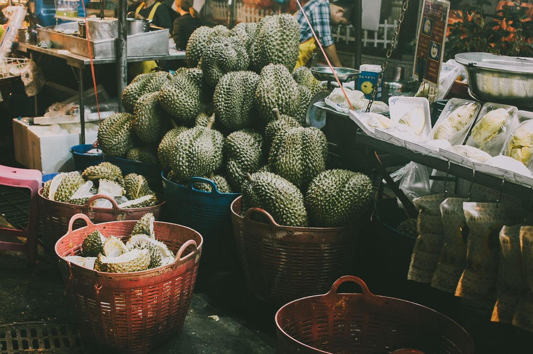 Chinatown-w-Bangkoku duriany
