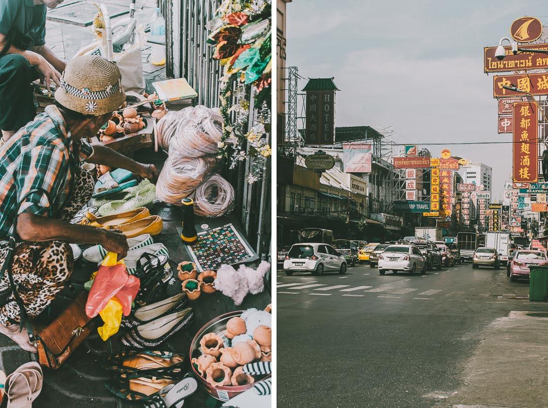 Chinatown-w-Bangkoku handel