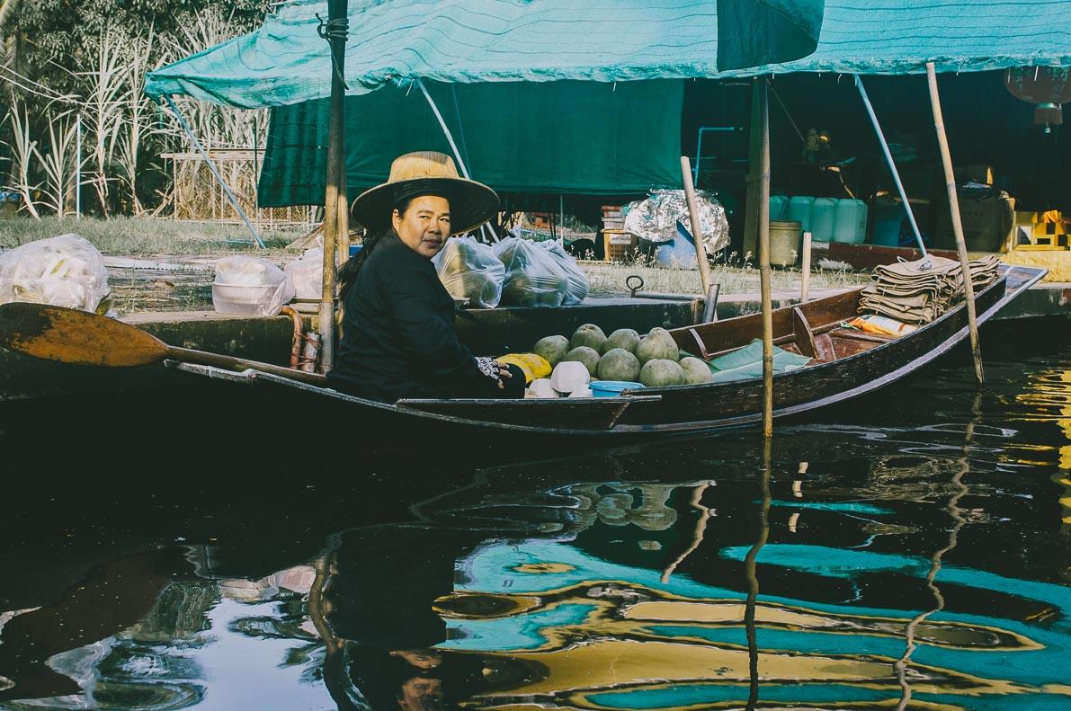 Floating-market-Damnoen-Saduak