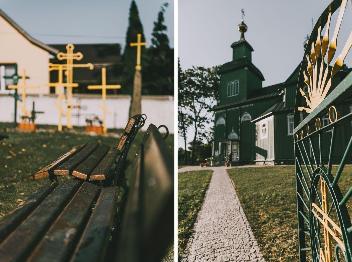 Kraina-Otwartych-Okiennic Trześcianka ZIELONA CERKIEW