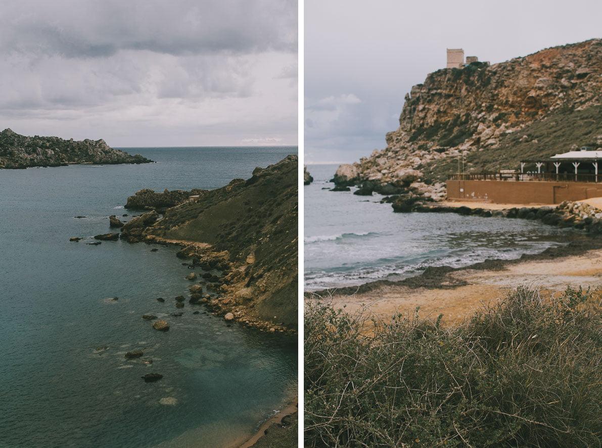 Malta-10-miejsc Golden Bay