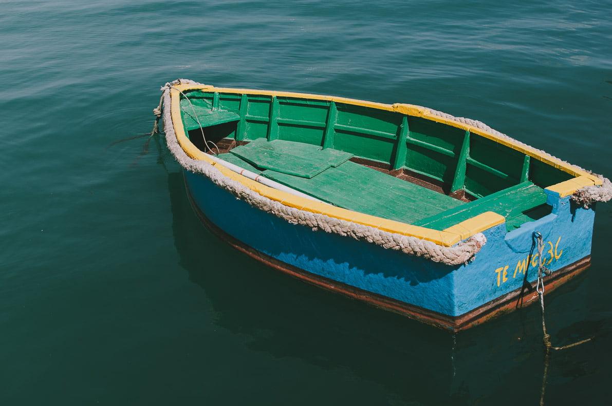 Malta-10-miejsc Marsaxlokk