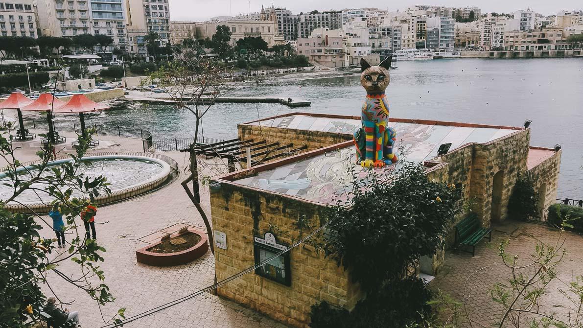 Malta-plan-podrozy Sliema