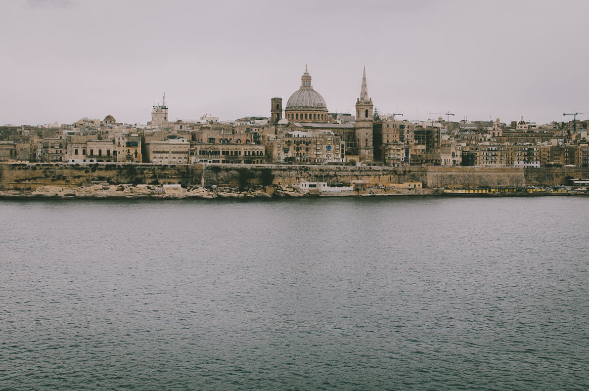 Malta-plan-podrozy Valletta – stolica Malty