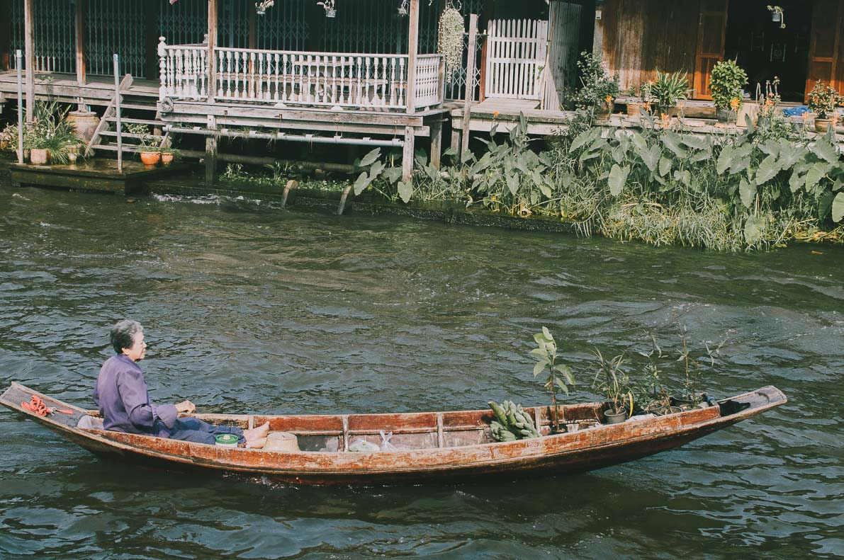 Tajlandia-plan-podrozy Damnoen Saduak