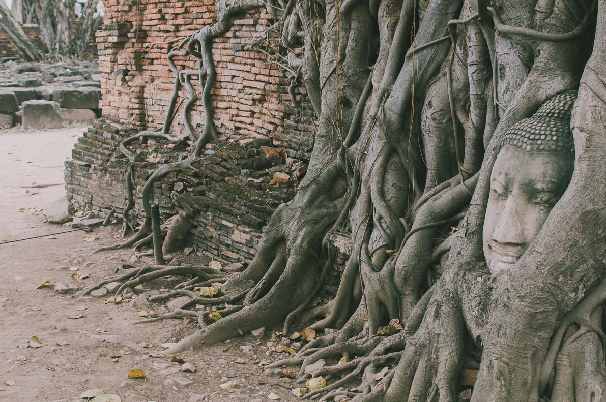Tajlandia-plan-podrozy Ayutthaya