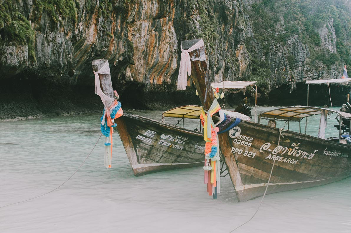 Tajlandia-plan-podrozy plaża Maya Bay