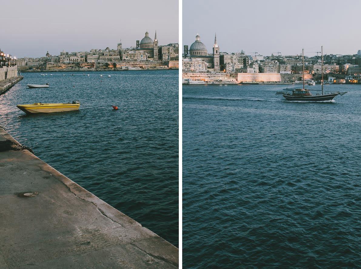Valletta-stolica-Malty PANORAMA VALLETTY