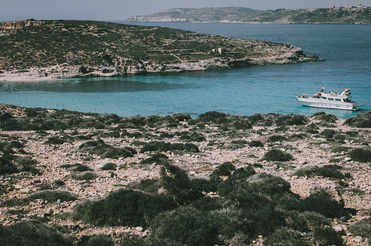 Wyspa-Comino