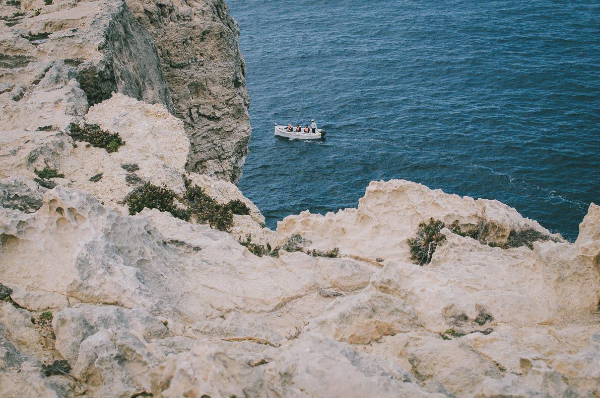 Wyspa-Gozo Dwejra Azure Window