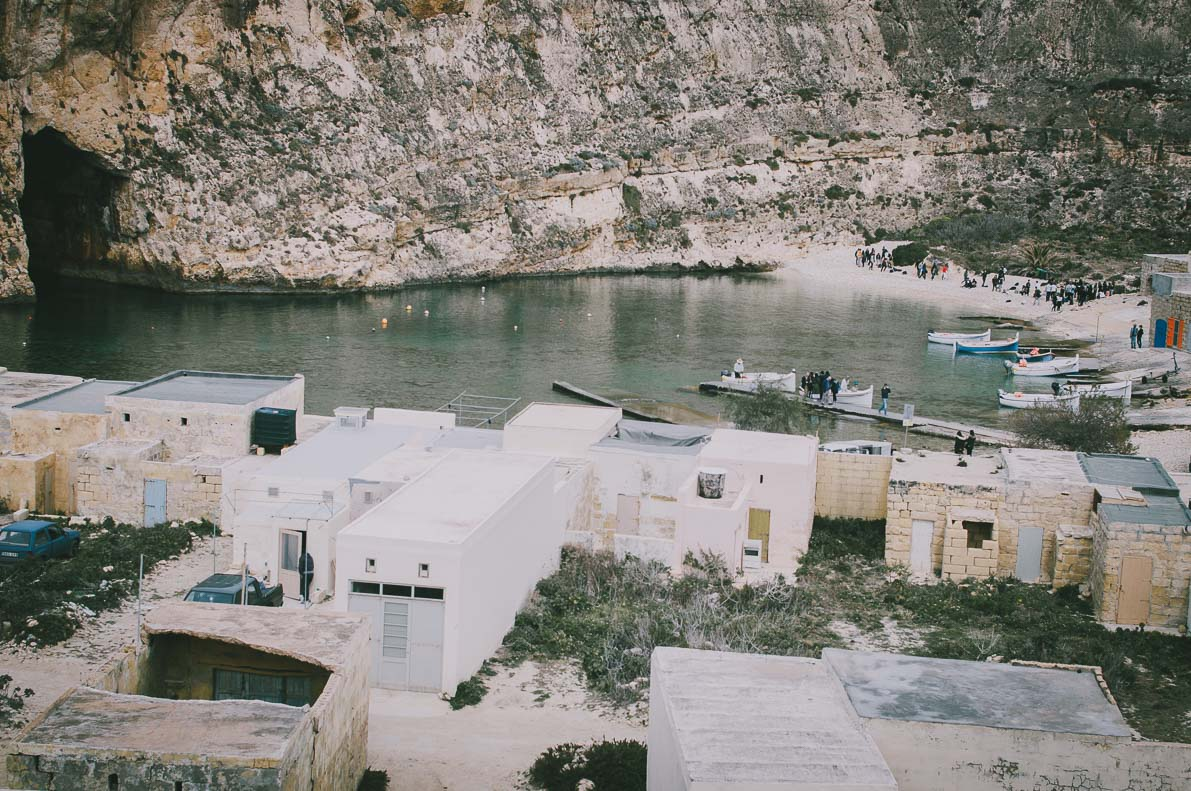 Wyspa-Gozo INLAND SEA