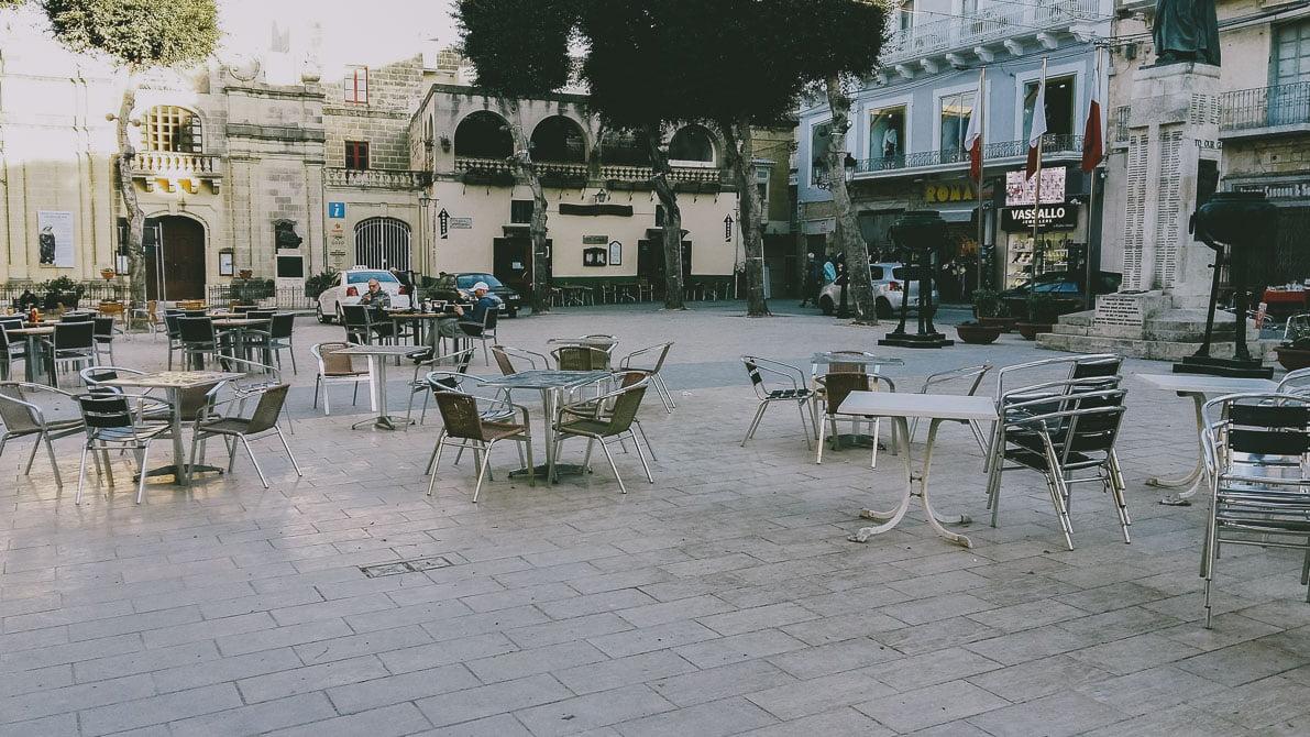 Wyspa-Gozo Victoria stolica wyspy