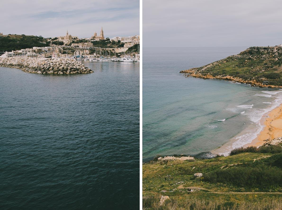Wyspa-Gozo RAMLA BAY
