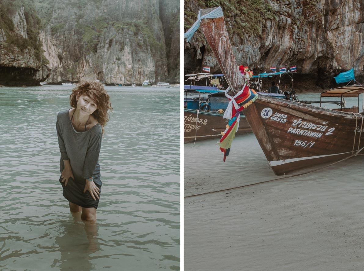 Wyspy-plaze-Tajlandii SŁYNNA PLAŻA MAYA BAY