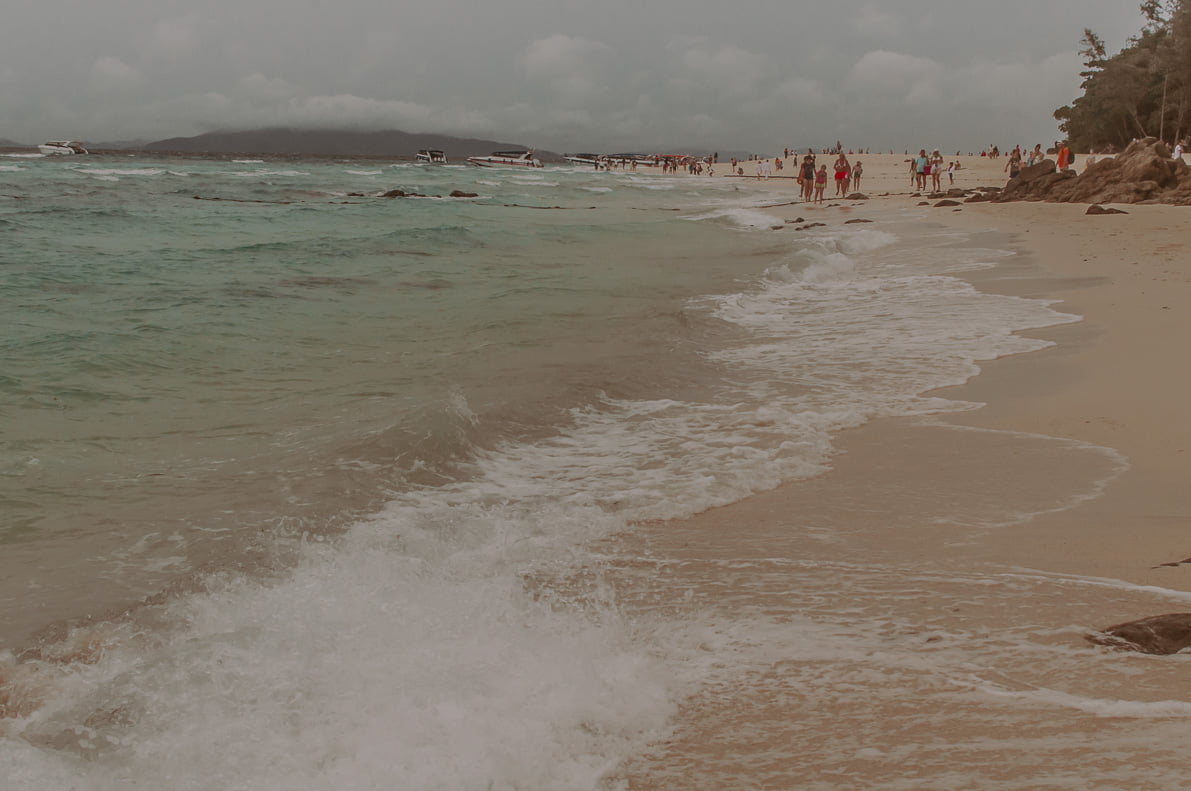 Wyspy-plaze-Tajlandii WYSPA BAMBOO