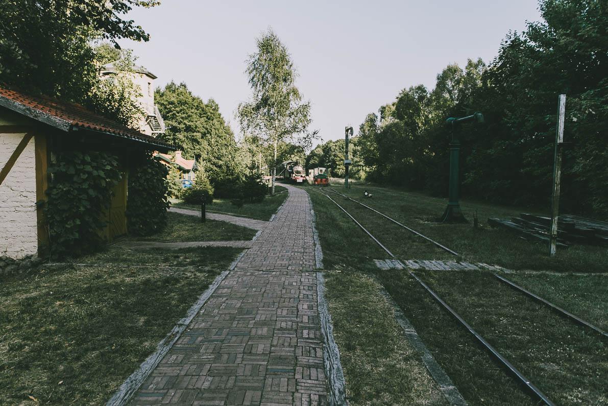 atrakcje-bialowiezy Białowieża Towarowa