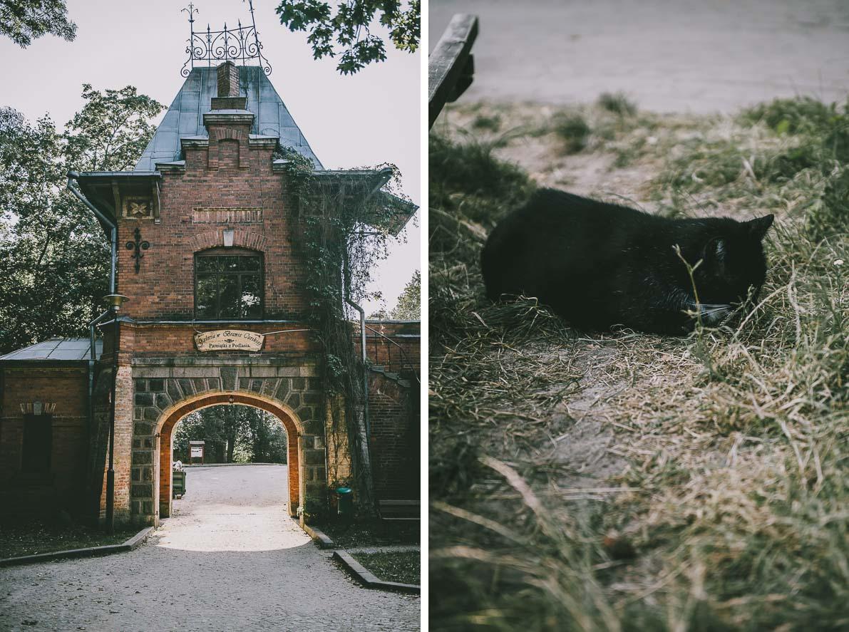 atrakcje-bialowiezy Brama Pałacowa carskiej rezydencji