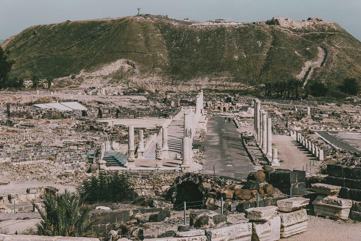 Najpiekniejsze-miejsca-w-Izraelu BET SHEAN
