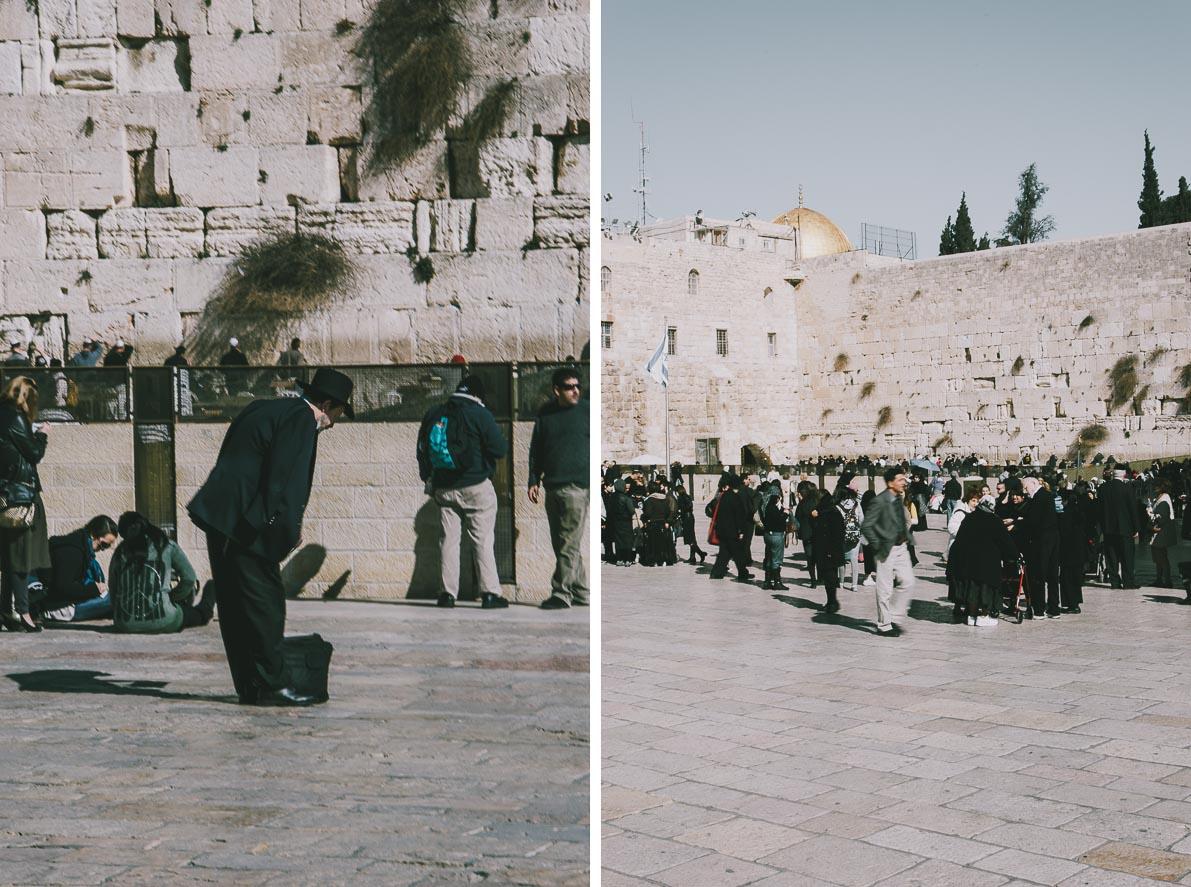Najpiekniejsze-miejsca-w-Izraelu Ściana Płaczu