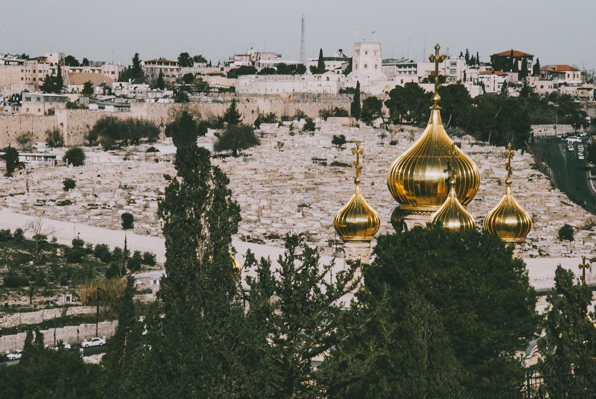Najpiekniejsze-miejsca-w-Izraelu Cerkiew wJerozolimie