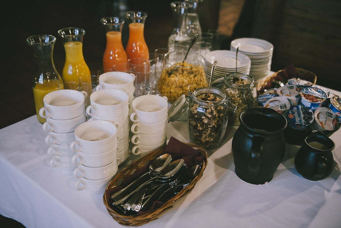 Palac-i-Folwark-Galiny śniadanie
