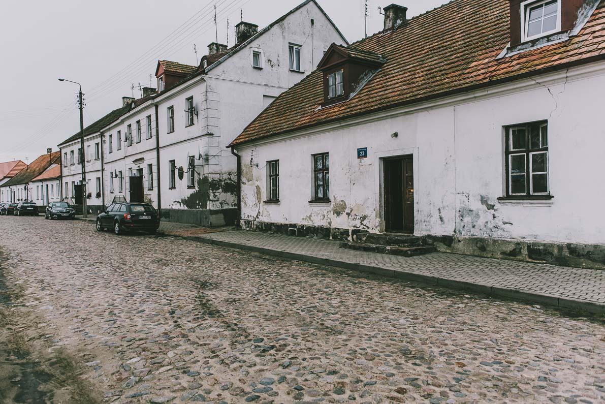 Tykocin-na-podlasiu-zamek-synagoga KACZOROWO - DZIELNICA ŻYDOWSKA