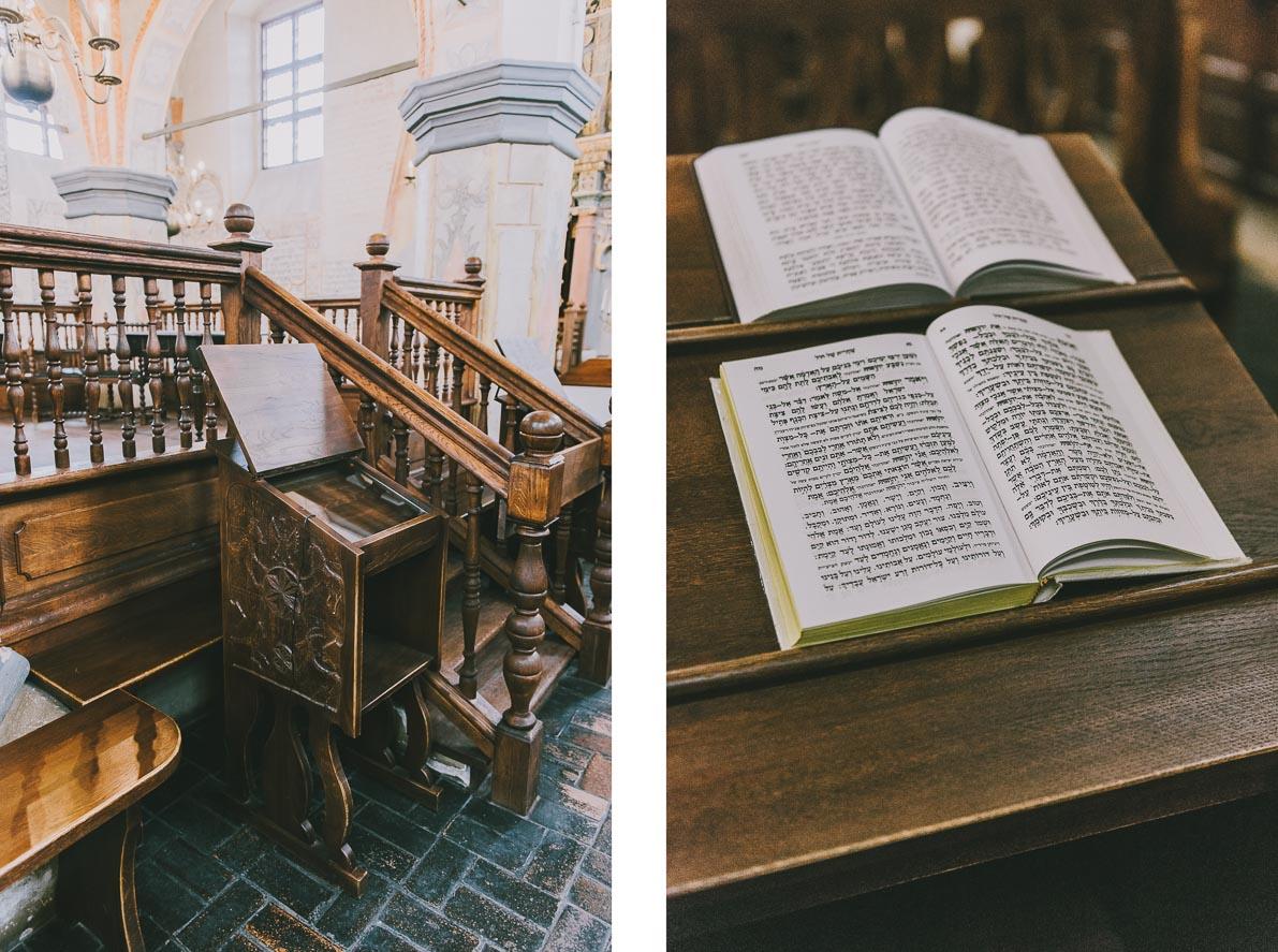 Tykocin-na-podlasiu Synagoga