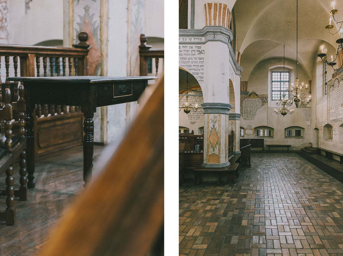 Tykocin-na-podlasiu-zamek Synagoga