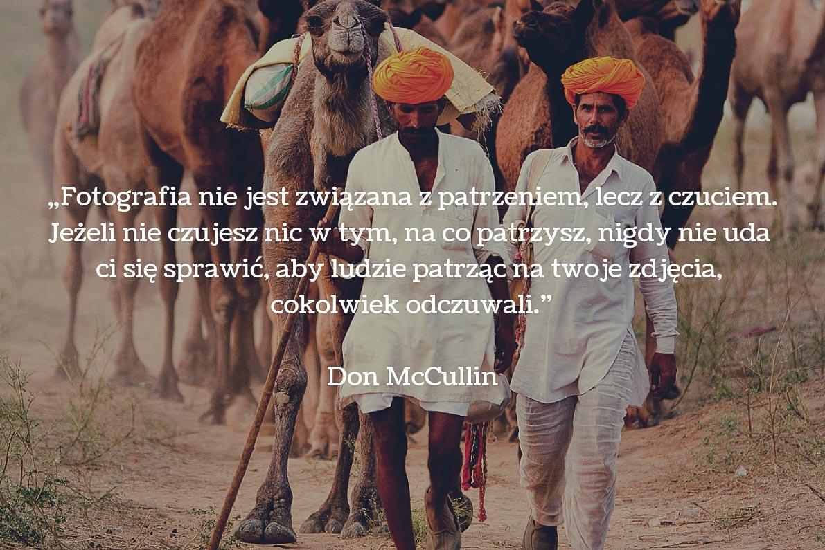 Cytat Don McCullin