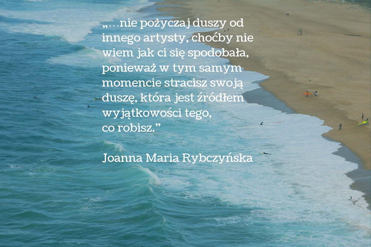 30 cytatów fotograficznych Joanna Maria Rybczyńska