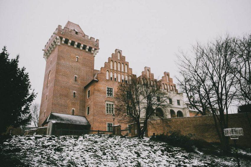 Poznań Zamek Przemysława