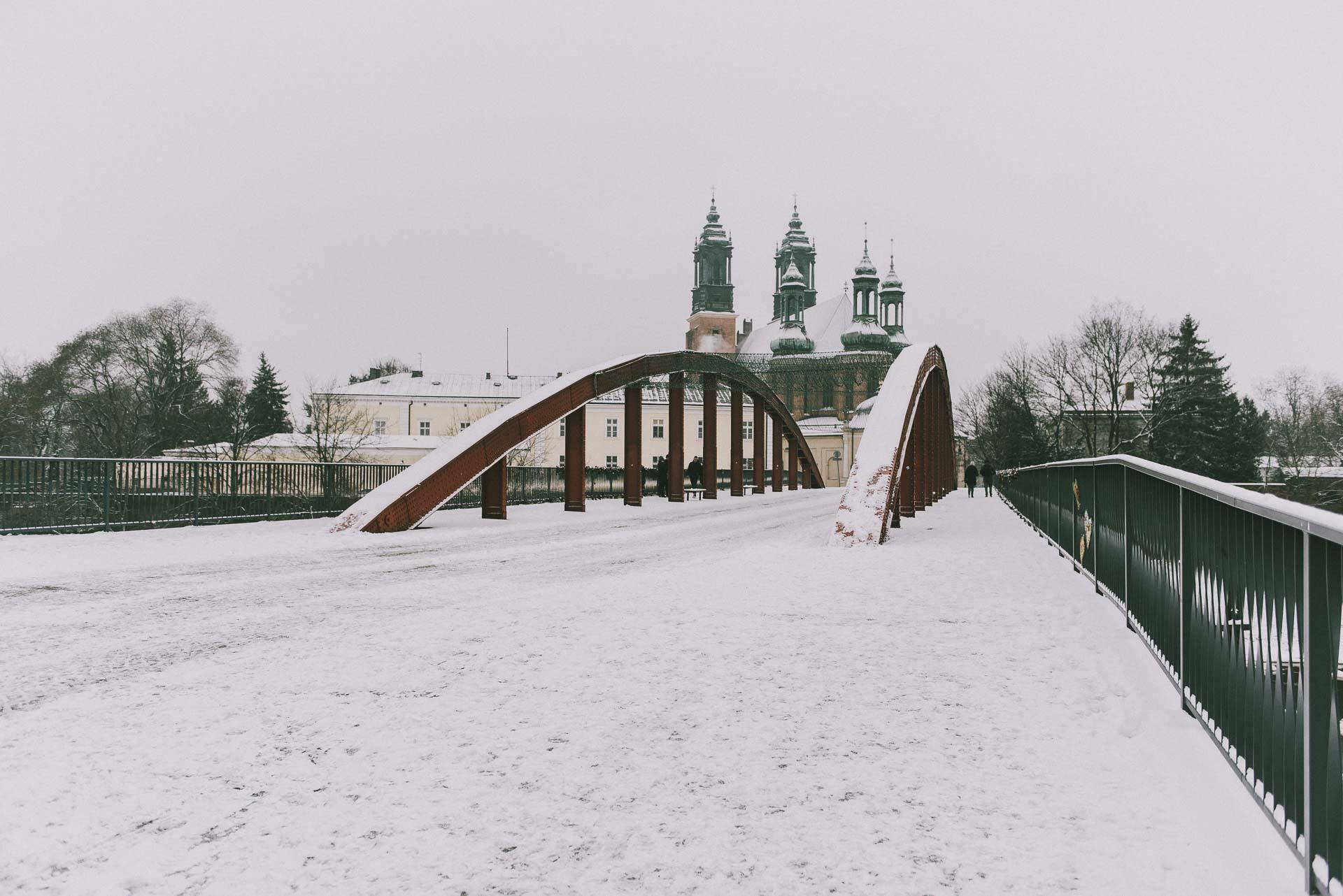 Poznań Ostrów Tumski