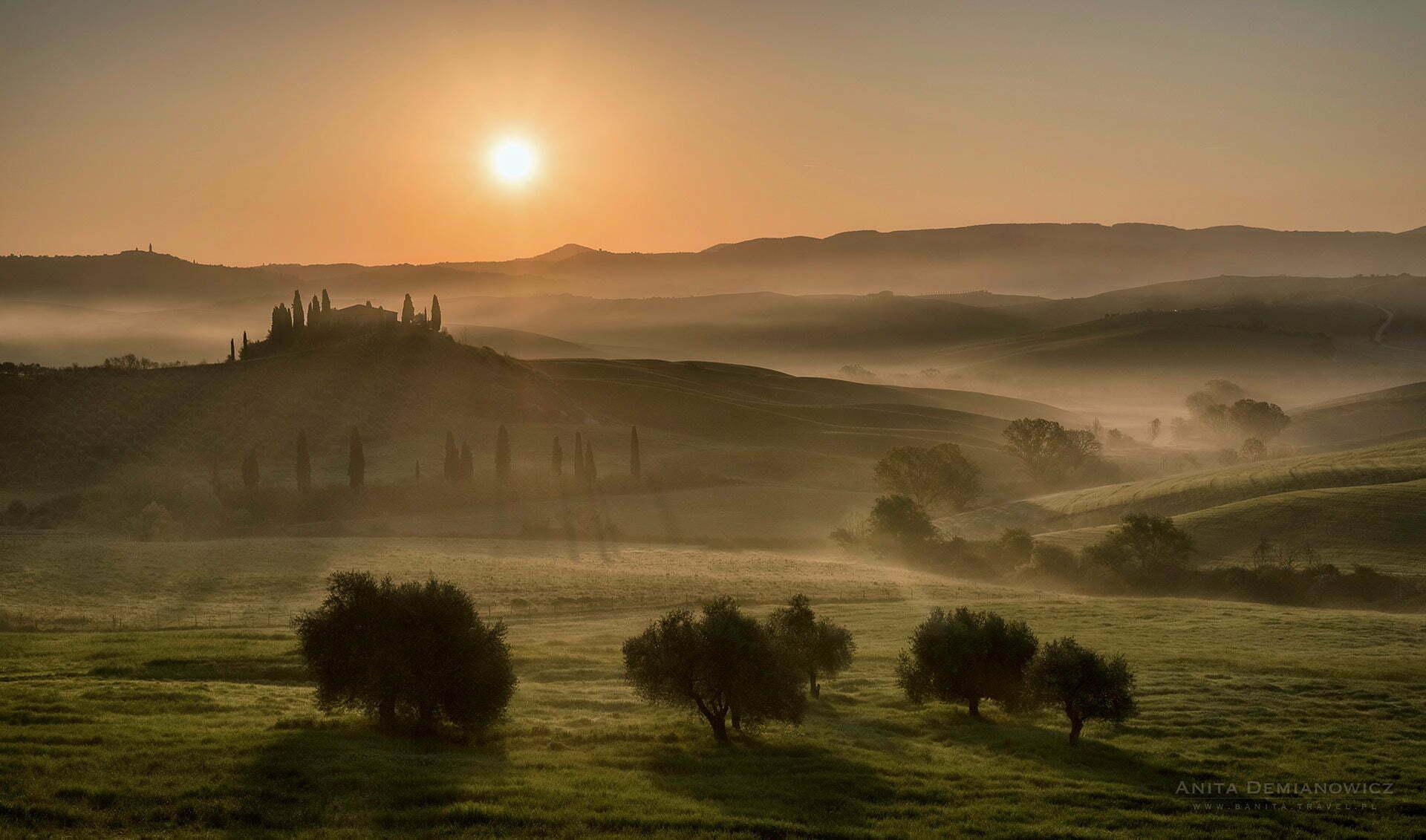 Fotografia krajobrazu ifotografia podróżnicza