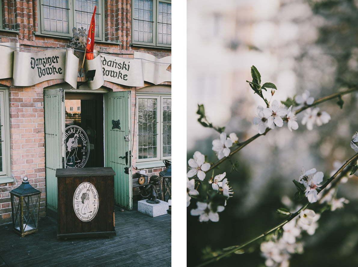 Wiosenne spacery poGdańsku - Gdański Bowke