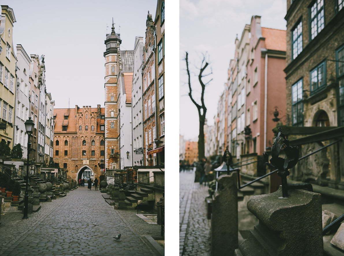Ulica Mariacka (Bursztynowa)