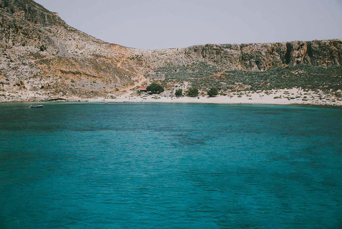 Kreta - Zatoka Balos