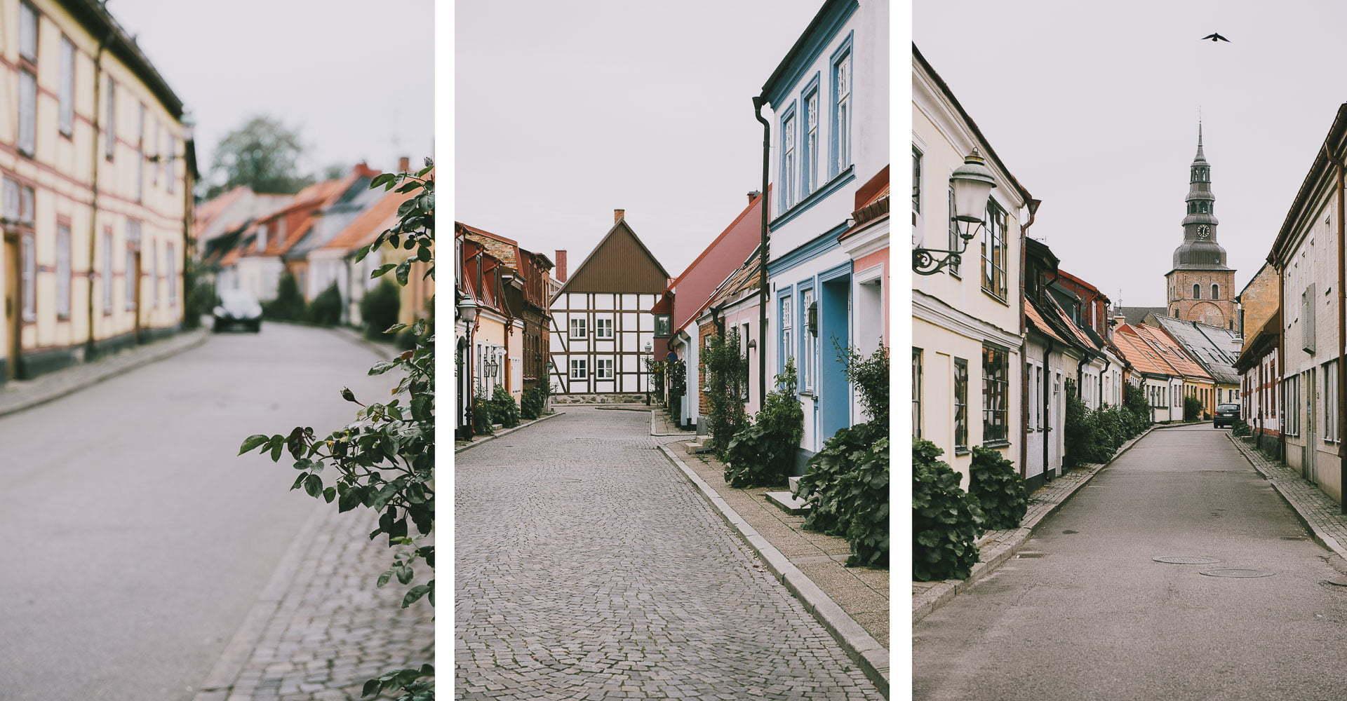 Uliczki Ystad